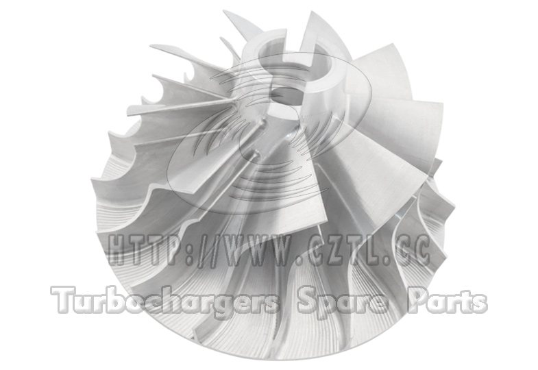 Compressor wheel TL-MR-2