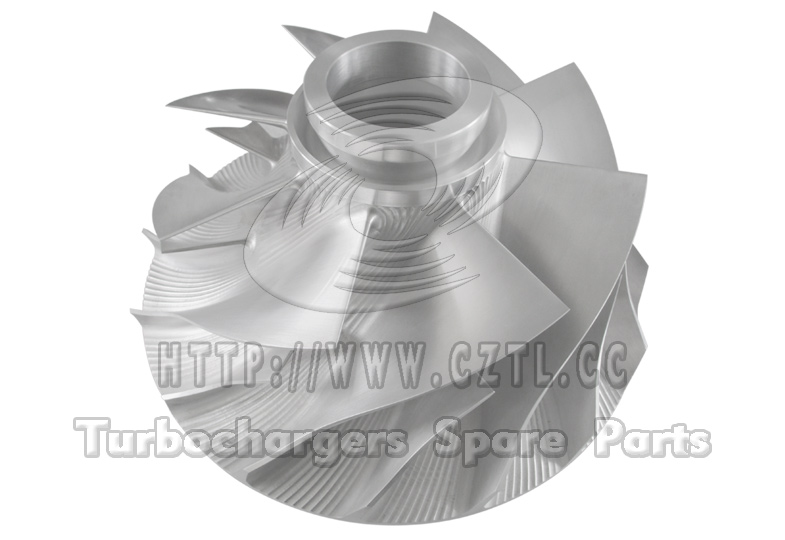 Compressor wheel TL-R43