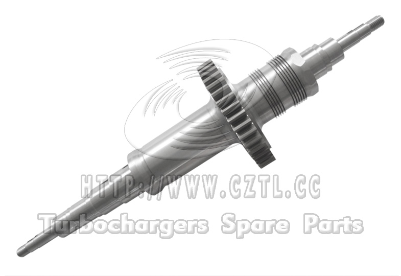 Broached Shaft TL-R0