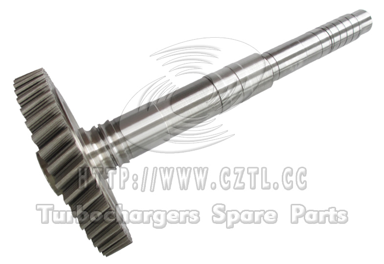 Broached Shaft TL-C